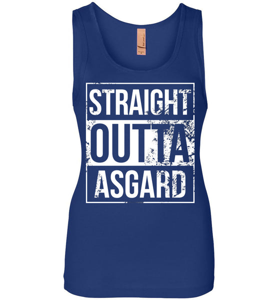 Straight Outta Asgard - Ladies Tank