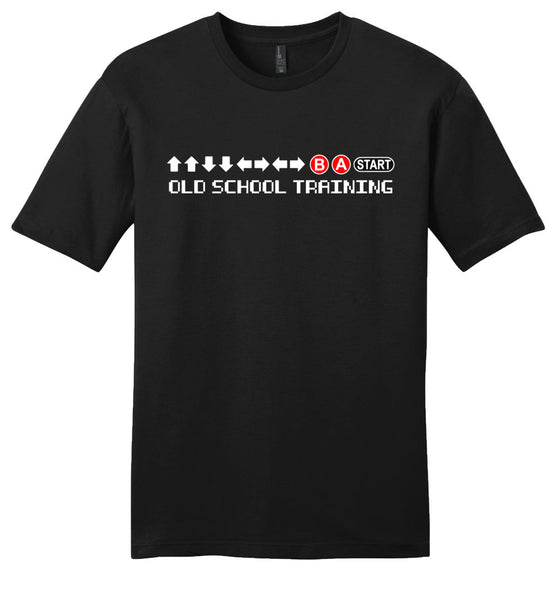 Old School Training - Unisex Tee