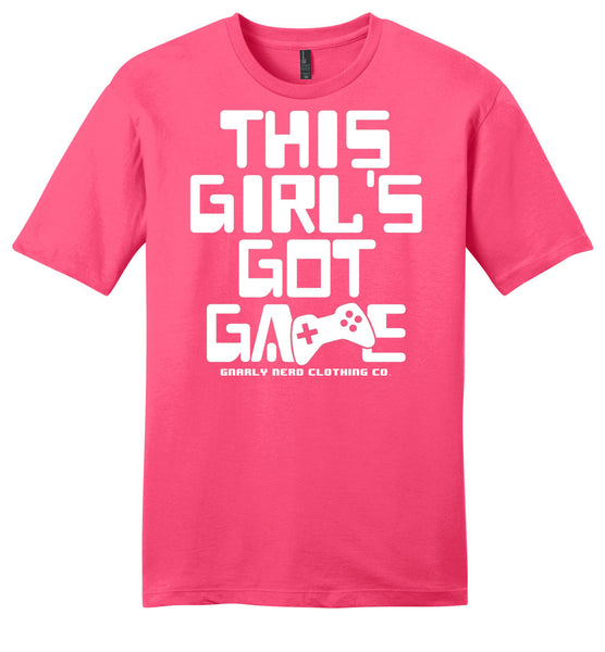 This Girl's Got Game - Unisex Tee