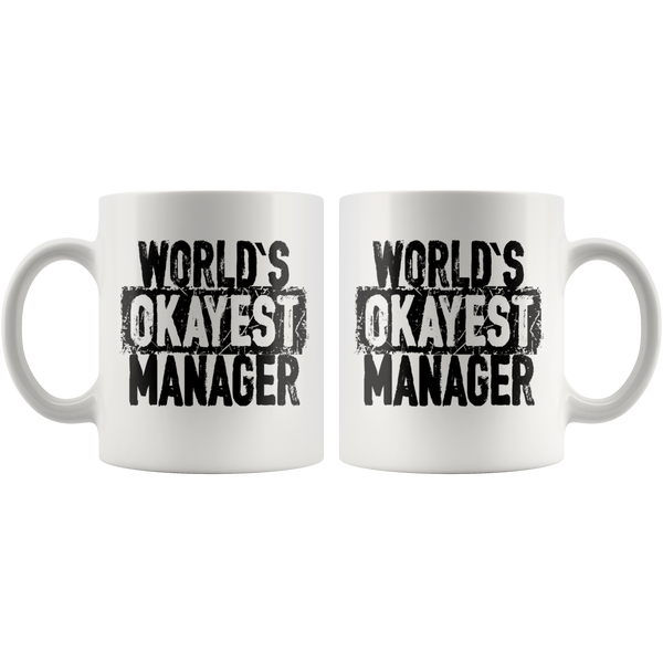 World's Okayest Manager