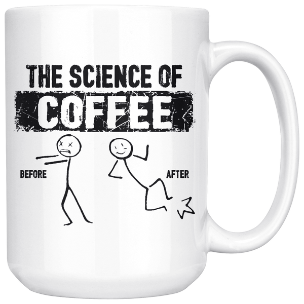 The Science Of Coffee