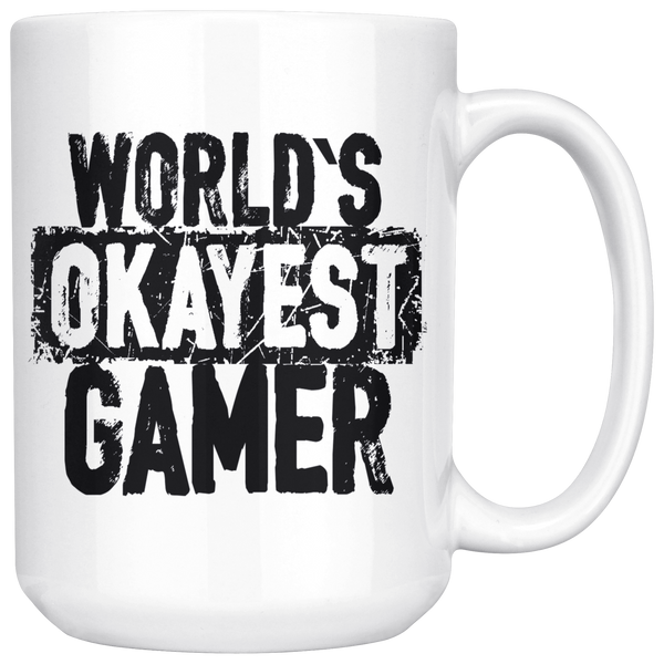 World's Okayest Gamer