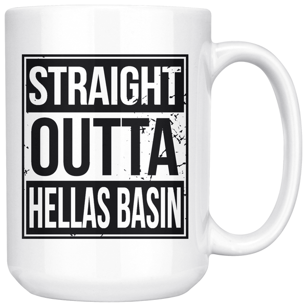 Straight Outta Hellas Basin