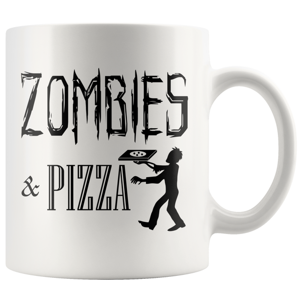 Zombies & Pizza