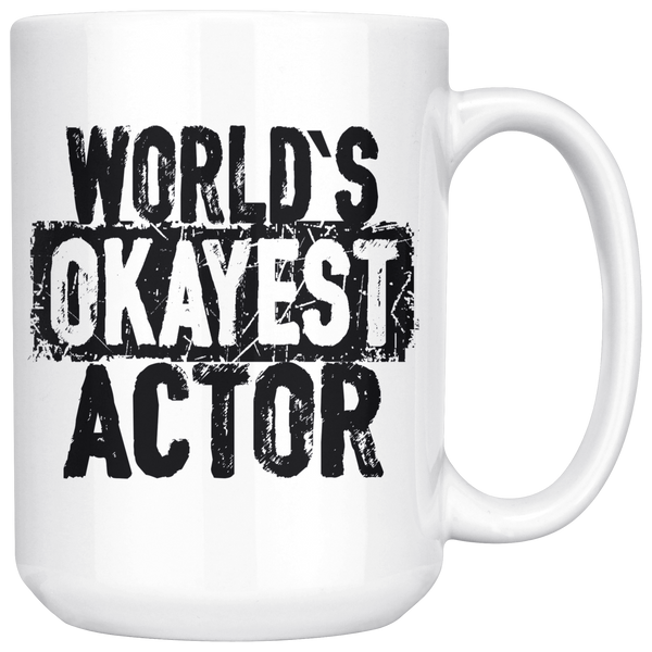 World's Okayest Actor