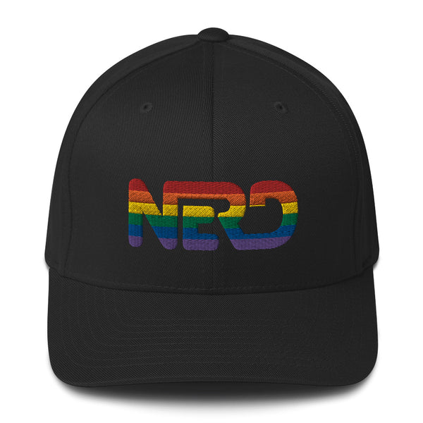 Nerd Pride - FlexFit Hat (7 color options)