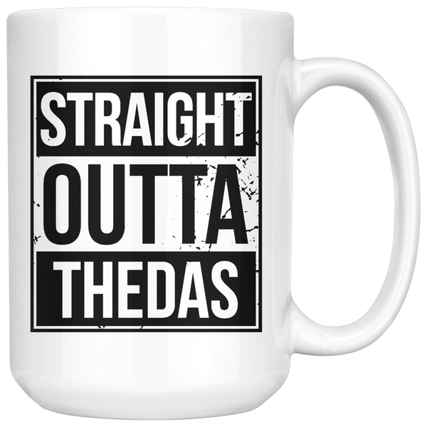 Straight Outta Thedas