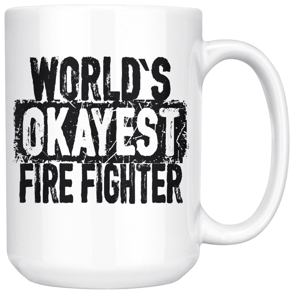 World's Okayest Fire Fighter