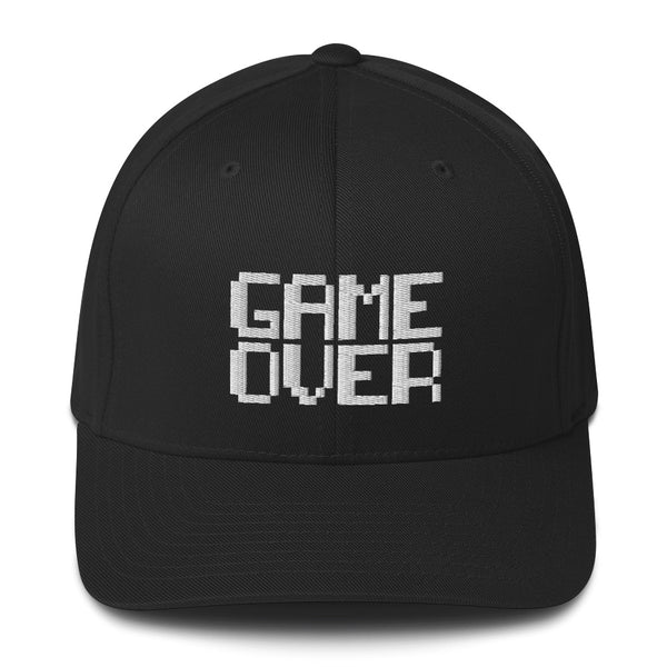 Game Over - FlexFit Hat (7 color options)