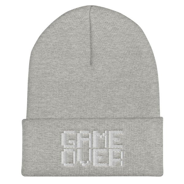 Game Over - Beanie (6 color options)