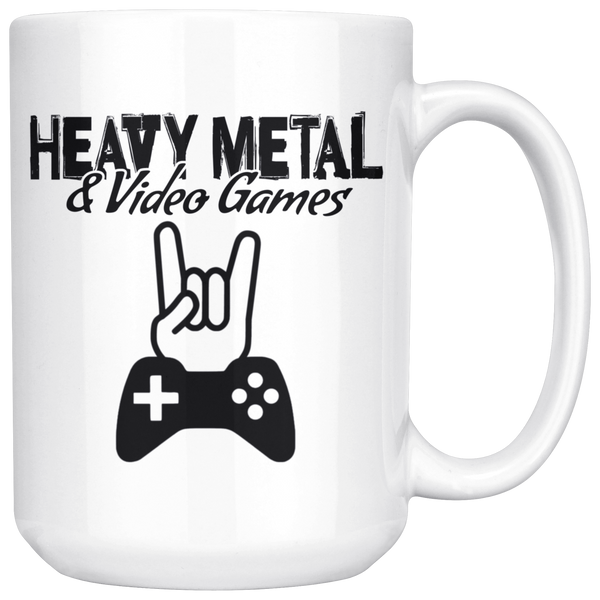 Heavy Metal & Video Games