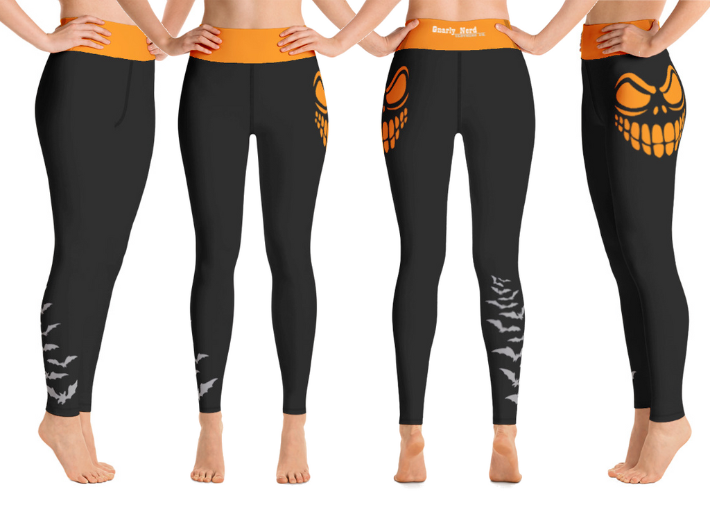 Halloween Yoga Pants