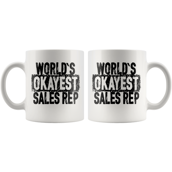 World's Okayest Sales Rep