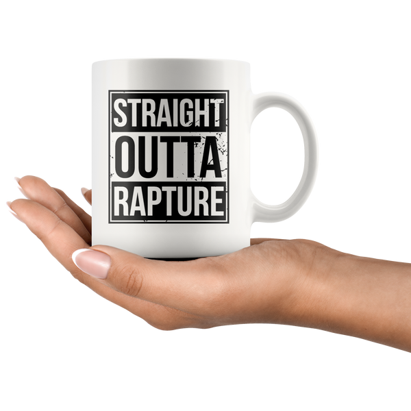 Straight Outta Rapture