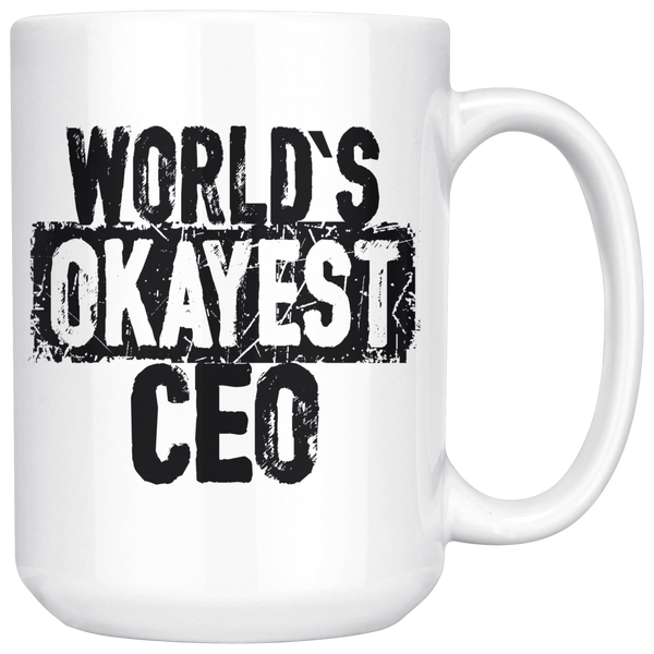 World's Okayest CEO