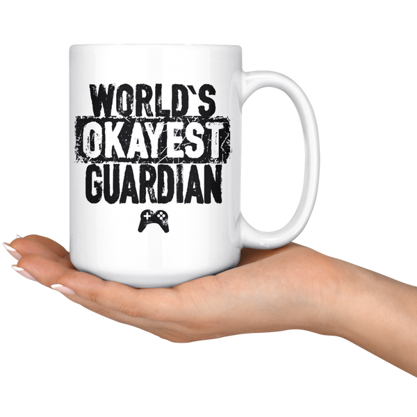 World's Okayest Guardian