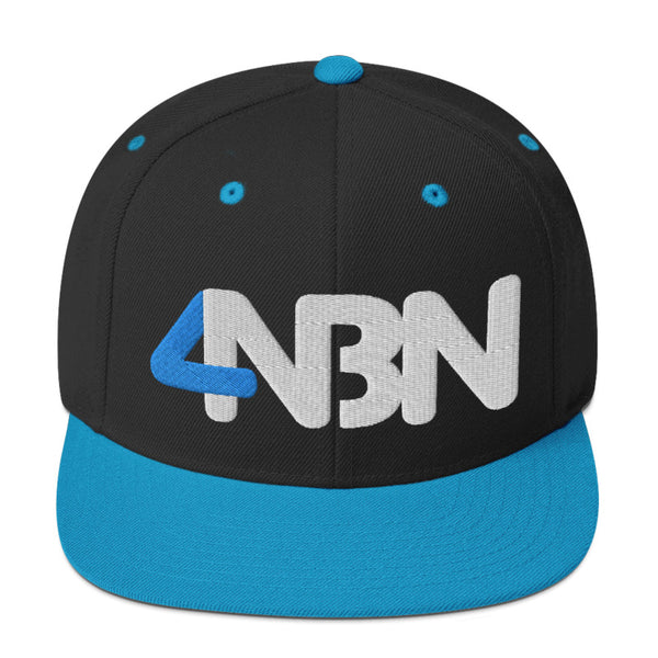 4NBN (4 Nerds By Nerds) - SnapBack Hat (20 color options)
