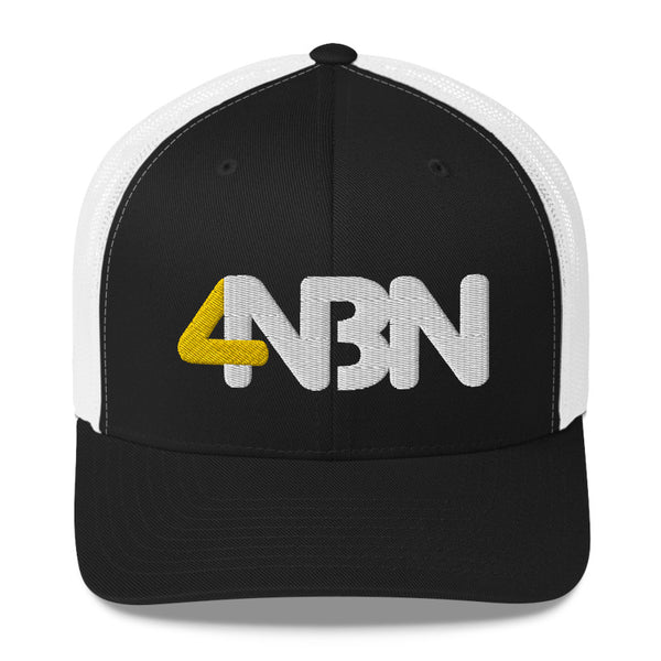 4NBN (4 Nerds By Nerds) - Retro Trucker Hat (10 Color Options)