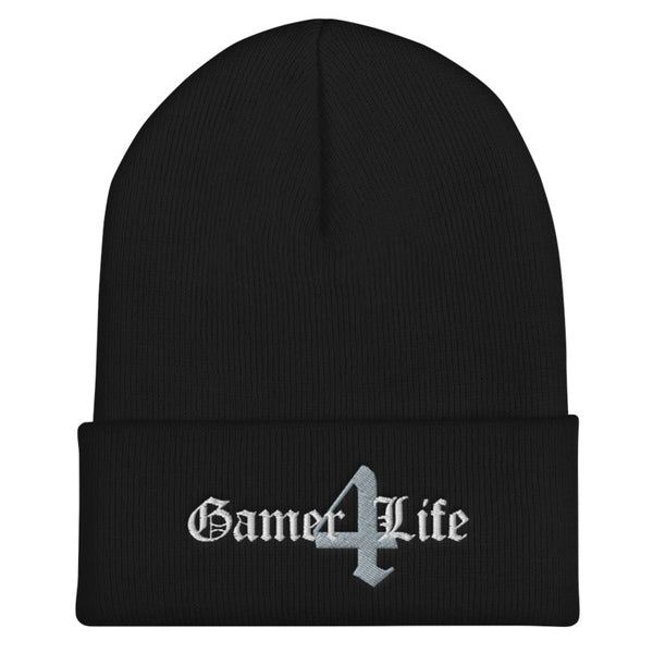 Gamer 4 Life - Beanie (6 color options)