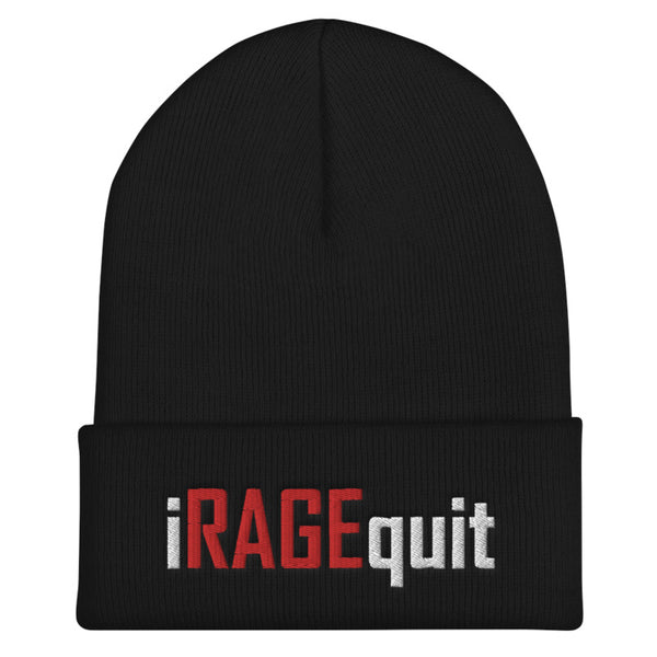 iRAGEquit - Beanie (6 color options)