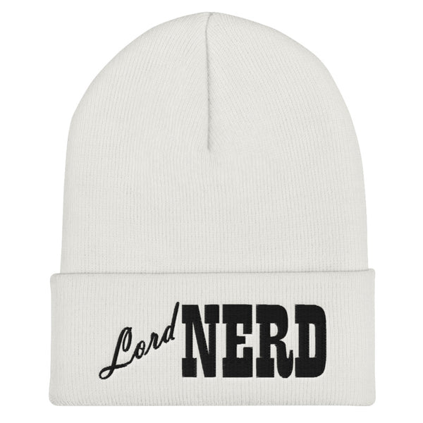 Lord Nerd - Beanie (6 color options)