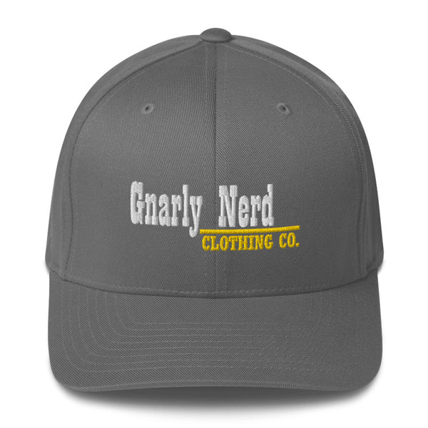 Gnarly Nerd Branded - FlexFit Hat (7 color options)