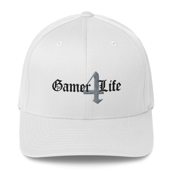 Gamer 4 Life - FlexFit Hat (7 color options)
