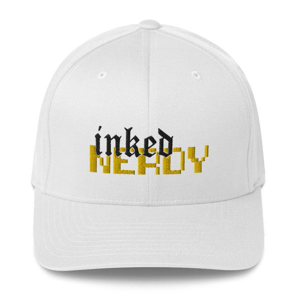 Inked & Nerdy 2 - FlexFit Hat (7 color options)