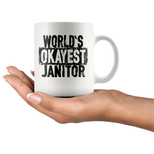 World's Okayest Janitor