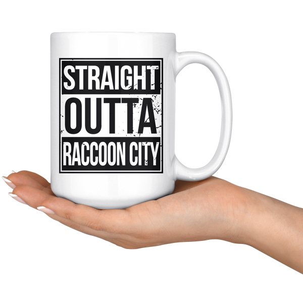 Straight Outta Raccoon City
