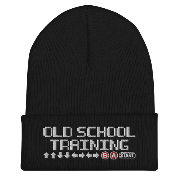 Old School Training - Beanie (4 color options)