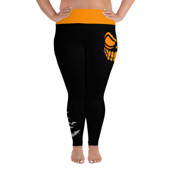 Halloween Plus Size Leggings