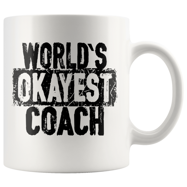 World's Okayest Coach