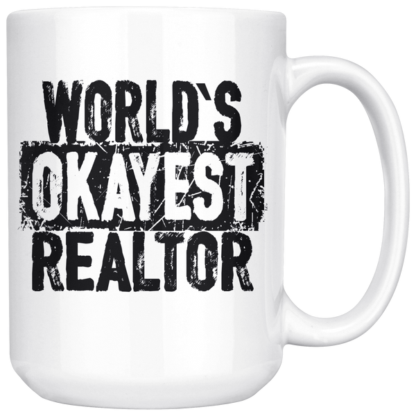 World's Okayest Realtor
