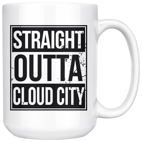 Straight Outta Cloud CIty