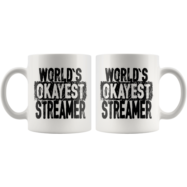 World's Okayest Streamer