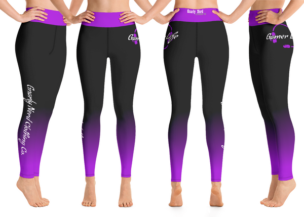 Gamer Life Yoga Pants