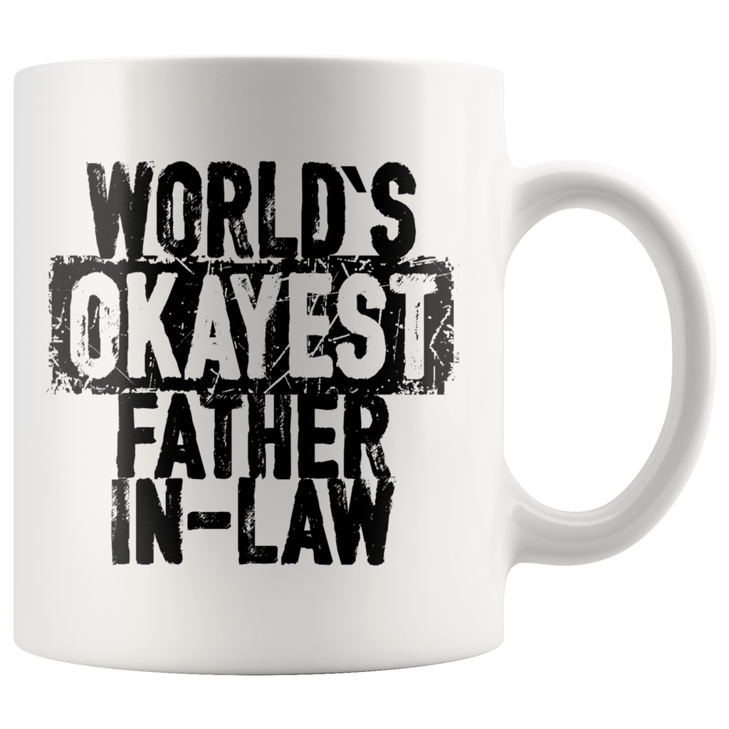 World's Okayest Father In-Law