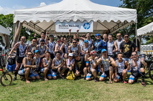 HP looks to recruit stronger members into its Tri Team and what they think of their custom PURPOSE kits