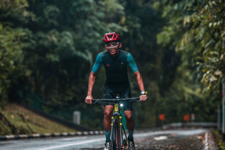 "Everesting in Singapore: ""I would do it again!"""