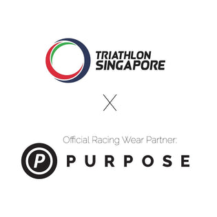 PURPOSE Performance Wear Enters An Official Partnership With Triathlon Singapore