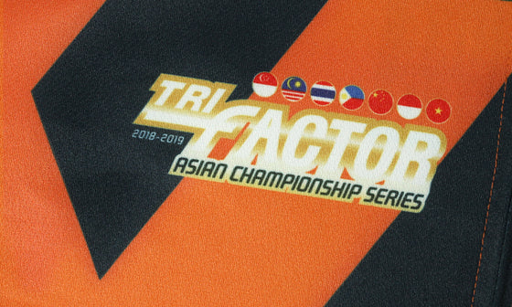 Official Tri Factor Cycling Jersey Team
