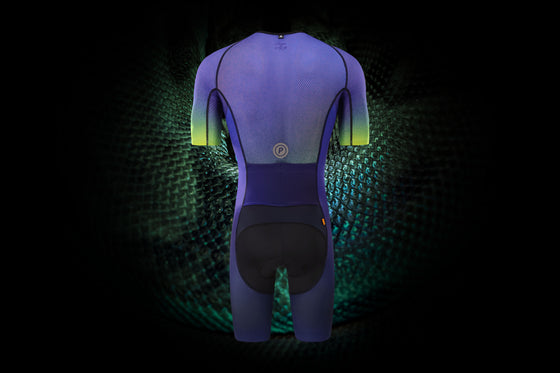 PRO v2 Performance Tri Suit AGAMA GREEN