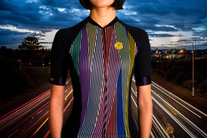 Purpose Women Cycling Jersey Ambition Grace in Motion