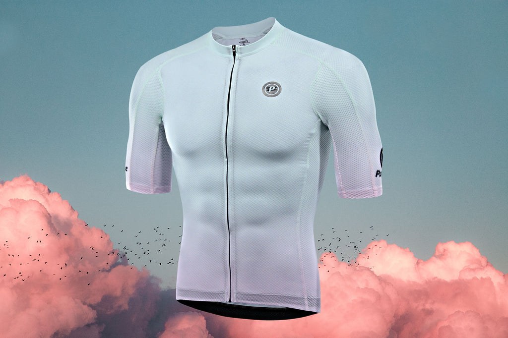 Purpose Ambition Sunrise Elite Lightweight Cycling Jersey