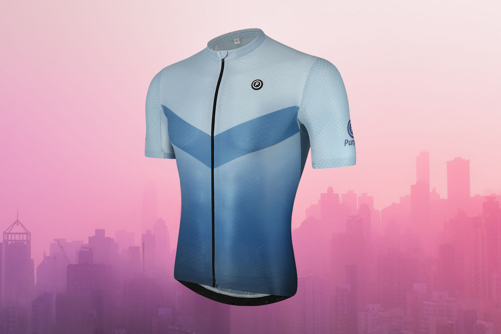 Purpose Flow Series PRO Cycling Jersey (TRANSCEND)