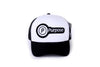 Running Trucker Cap (White)