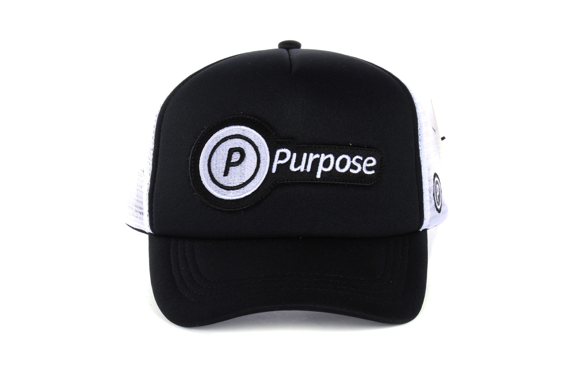 Purpose Technical Trucker Cap (Black)
