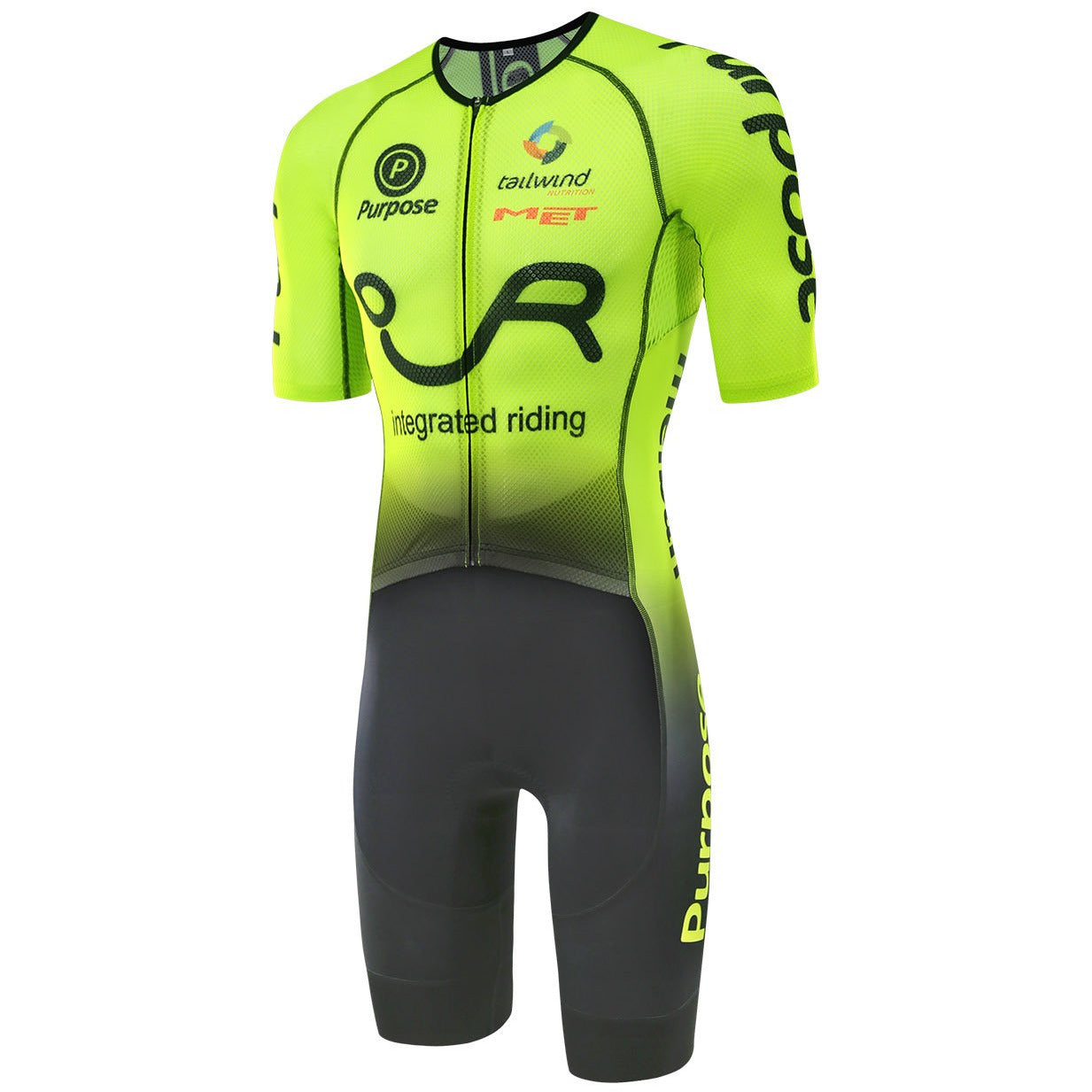 Purpose IR Tri Club Kit Pro/Performance Mesh Tri Suit