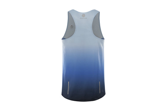 PRO Racerback Men Running Tank Top (Transcend)